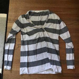 Striped Liz Lange Maternity Sweater